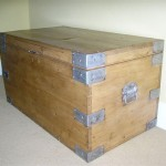 Furniture restoration in Surrey, pine furniture and boxes