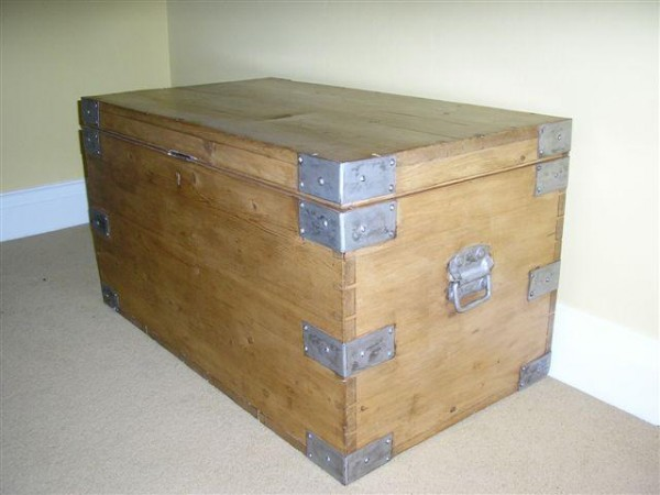 Furniture restoration in Surrey pine furniture and boxes