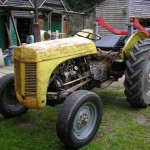 Tractor for sale, Massey Ferguson 1954 TEF Diesel
