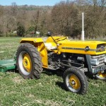 Tractor for sale, fully restored Massey Ferguson 2135