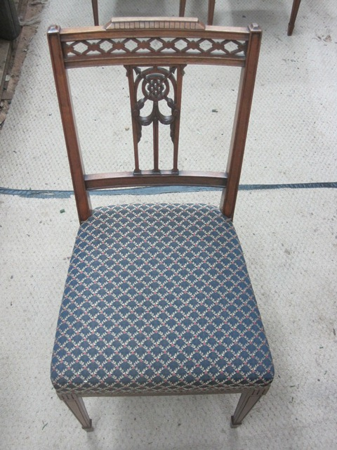 Chair repairs and restoration in Surrey