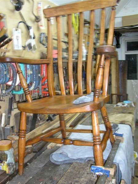 Furniture restoration in Surrey