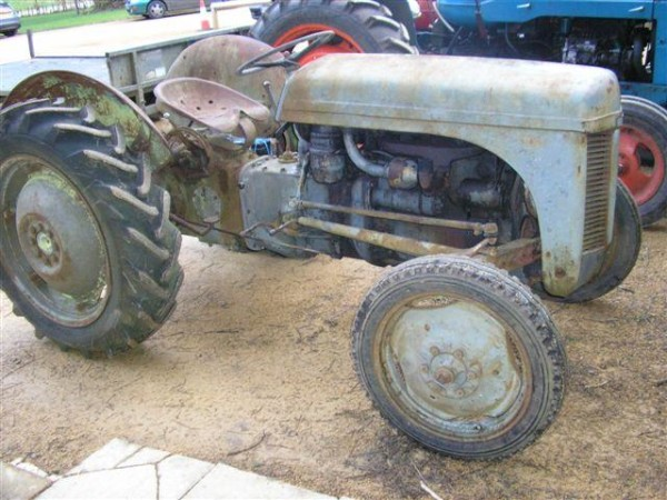 Massey Ferguson TE20 for sale