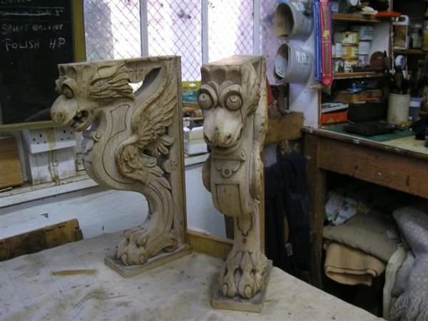 Cranleigh antique restoration