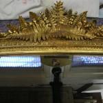 Mirror restoration in Surrey