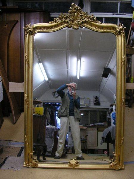 Restoration of antiques Woking