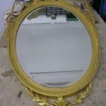 Mirror repairs and restoration around London