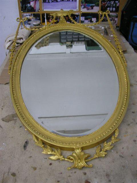 Mirror repairs Dorking