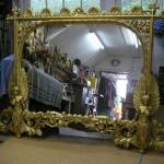 Mirror frame repairs around Woking
