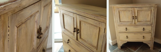 Furniture painting in Surrey