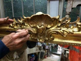 Mirror-frame-repair-Guildford