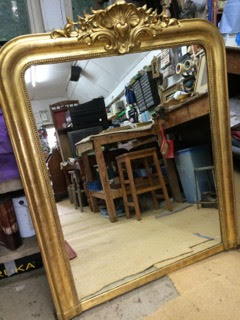 Mirror restoration in London