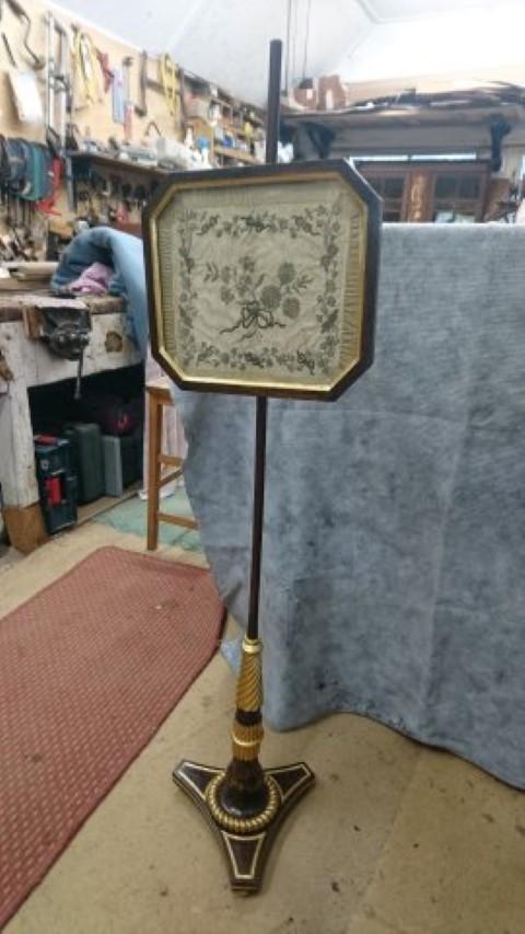 Mirror frame repairs Cranleigh