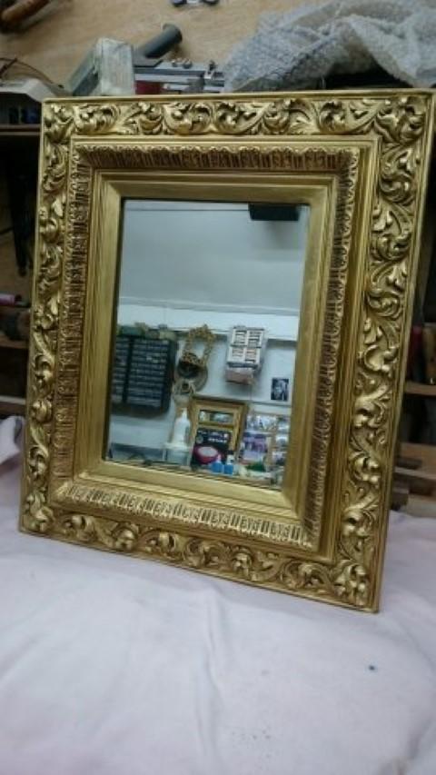 Mirror frame repairs Gatwick