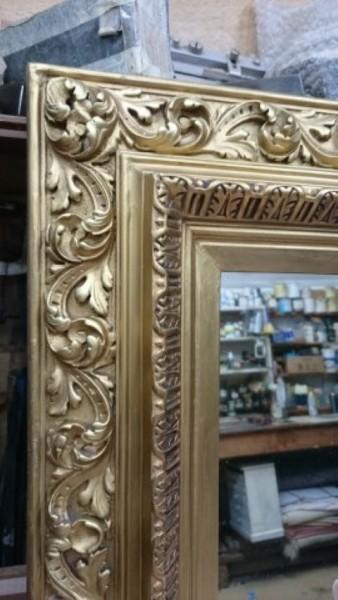 Mirror repairs Gatwick