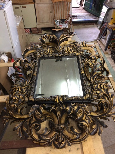 Expert mirror and picture frame restoration around south ...